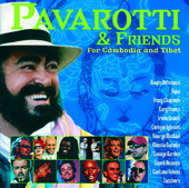 Luciano Pavarotti | Pavarotti & Friends for Cambodia and Tibet