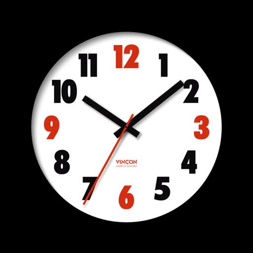 Vinçon Clock